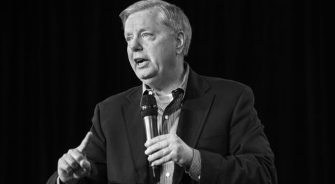 Lindsey 'the Dragon' Graham – Obstruction Charge is 'Absurd'