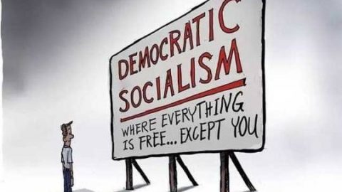 Socialism Means Free Sh*t