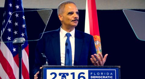 The Sins of Eric Holder