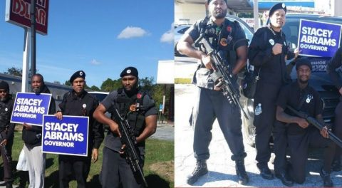 UNREPORTED – Black Panthers' Voter Intimidation