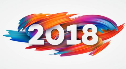 2018 – Thoughts for the End of a Very Busy Year