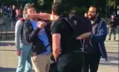 Media Blackout: Conservative Attacked in Broad Daylight