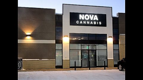 Canadian Cannabis in Retail Stores!