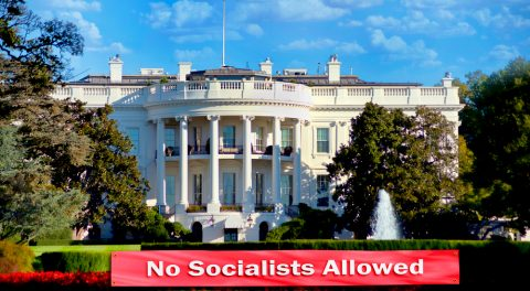 America will Never be a Socialist Country!