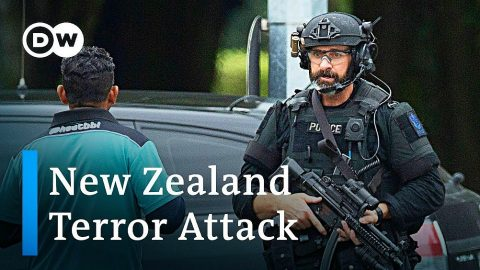 Horror in New Zealand – Lunatic Massacres 49, More than 20 Others Injured