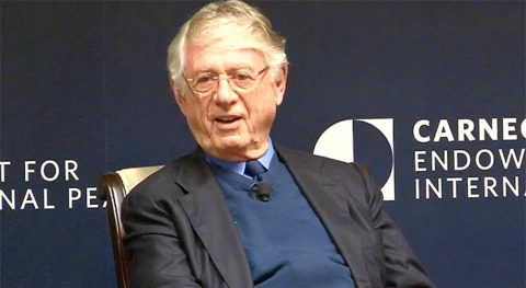 Liberal Icon Ted Koppel admits Media is 'Out to Get' Trump!