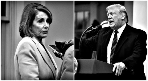 Will Pelosi Replace President Trump?