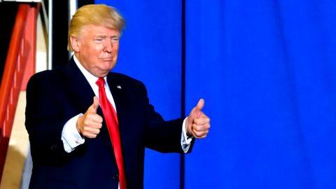 CNN – Trump 'Completely Vindicated'