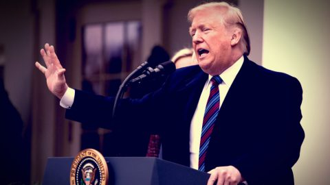 Trump Defiant: 'Let the People See the Mueller Report'!