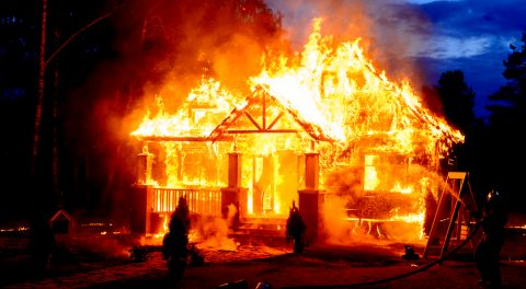 If Our House Be On Fire