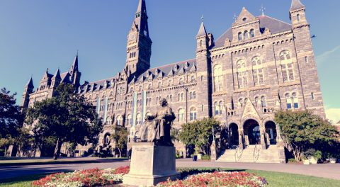 Georgetown Students Go All In on Reparations