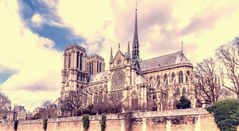 Should Beautiful Notre Dame Cathedral Be Rebuilt As A Multicultural Place of Worship to Include Islamists?