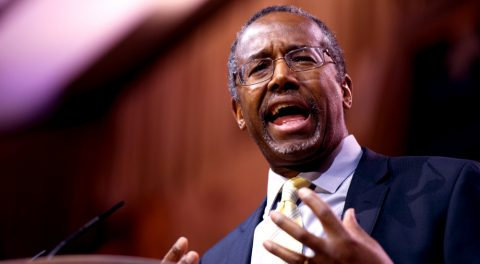 Dr. Ben Carson-HUD Housing ONLY for American Citizens