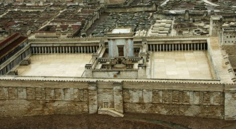 "Third Temple in the ""Wrong"" Place"