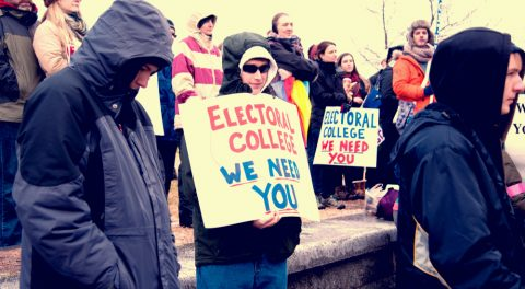 The Electoral College Must Remain