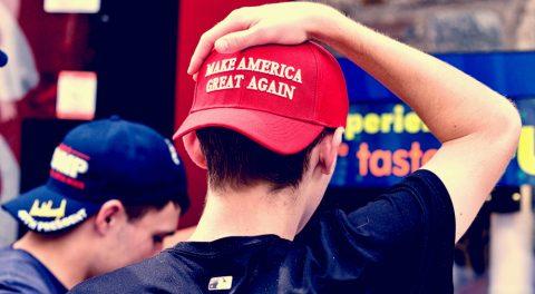 """I Have My """"Trump 2020"""" Cap!"""
