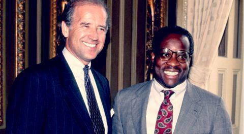 Joe Biden called Anita Hill a Liar in 1998, Now says He 'Always Believed Her'