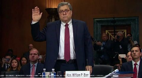 The Left Fears Bill Barr Most of All