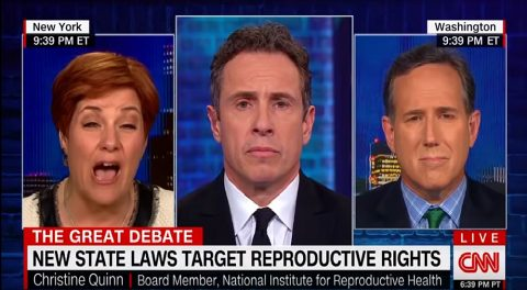 CNN Admits that Democrats Don't Believe Babies are 'Human'