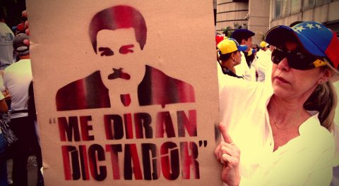 Russia Convinced Venezuelan Dictator to Stay On?