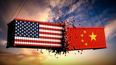 The United States and China Set to Collide