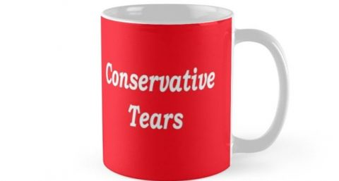Conservative Tears: Social Media