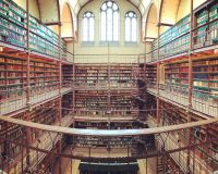 The Library of the World