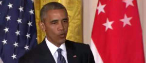 Obama Threatens to Pronounce Himself Dictator if Trump Wins