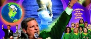 Al Gore's Global Warming Fraud