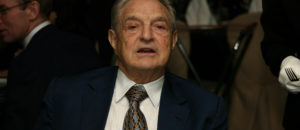 Rounding Up and Locking Down George Soros