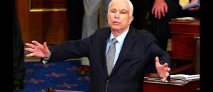 McCain's Hatred of Trump is Stronger than Friendship