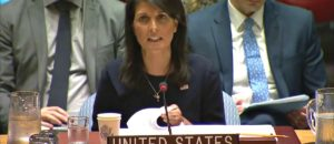 President Trump and Ambassador Haley Cut United Nations Funding by Almost $300 Million, Globalists Explode
