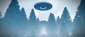 UFOs Over Canada a Threat to America?