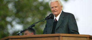Christian Evangelist Billy Graham has Passed Away