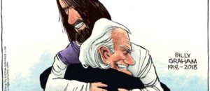 Thinking About Billy Graham and My Dad