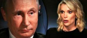 Megyn Kelly vs. Vladimir Putin: Round 2